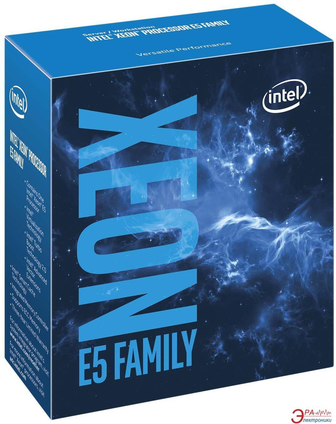 Серверный процессор Intel Xeon E5-2630V4 (BX80660E52630V4) Box