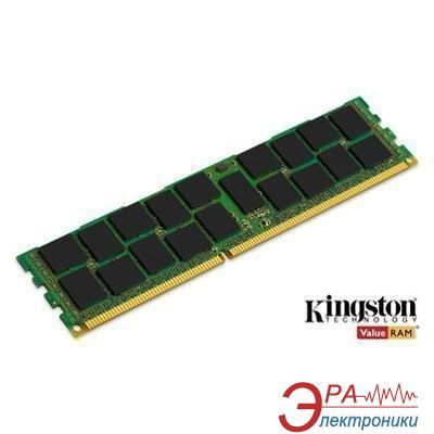 DDR3 ECC DIMM 240-контактный 8 Gb 1600 MHz Kingston (KVR16R11D8/8HB)