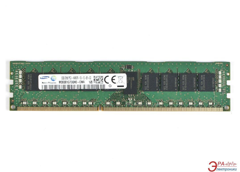 DDR4 ECC DIMM 288-контактный 8 Gb 2133 MHz Samsung (M393A1G43DB0-CPB00)