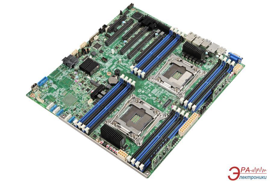 Серверная материнская плата Intel DBS2600CW2