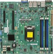 Серверная материнская плата SuperMicro X10SLM+-LN4F