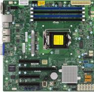 Серверная материнская плата SuperMicro MBD-X11SSM-F-B