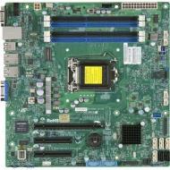 Серверная материнская плата SuperMicro MBD-X10SLM+-F-O