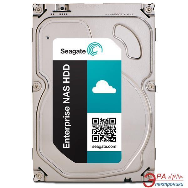 Винчестер для сервера HDD SATA III 2TB Seagate Enterprise NAS (ST2000VN0001)