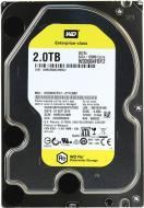 Винчестер для сервера HDD SATA III 2TB WD RE (WD2004FBYZ)