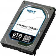 Жесткий диск 6TB HGST Ultrastar 7K6000 (0F23021 / HUS726060ALE614)