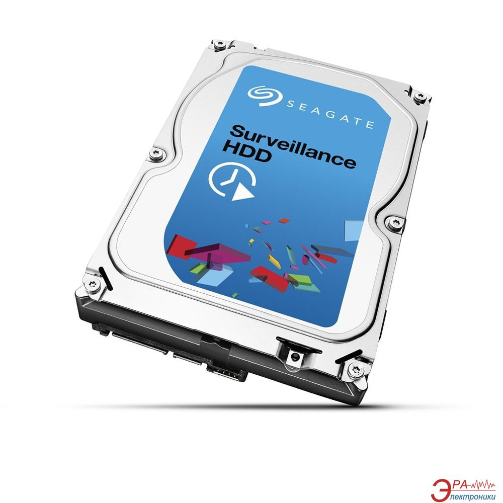 Винчестер для сервера HDD SATA III 5TB Seagate Surveillance (ST5000VX0001)