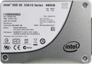 Винчестер для сервера SSD SATA III 480GB Intel DC S3610 (SSDSC2BX480G401)