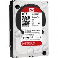 ��������� ��� ������� HDD SATA III 6TB WD Red Pro (WD6001FFWX)