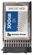Винчестер для сервера HDD SAS 300GB Lenovo 2.5 10K 6Gbps G3HS HDD m5 (00AJ096)