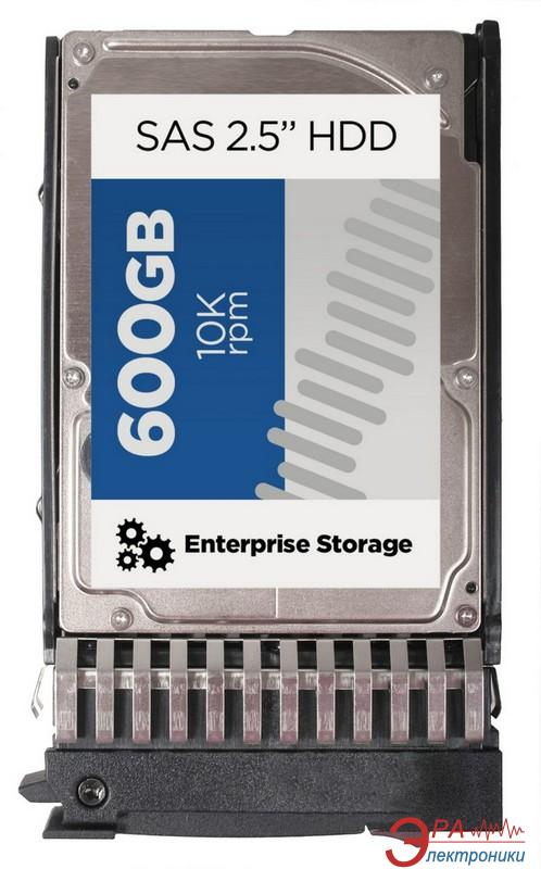 Винчестер для сервера HDD SAS 600GB Lenovo 10K 6Gbps 2.5in G3HS (00AJ091)