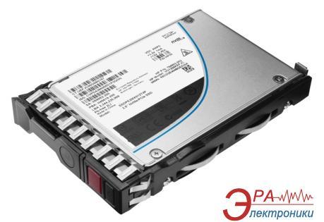 Винчестер для сервера SSD SATA III 240GB HP 6G MU-3 SFF SC (816975-B21)