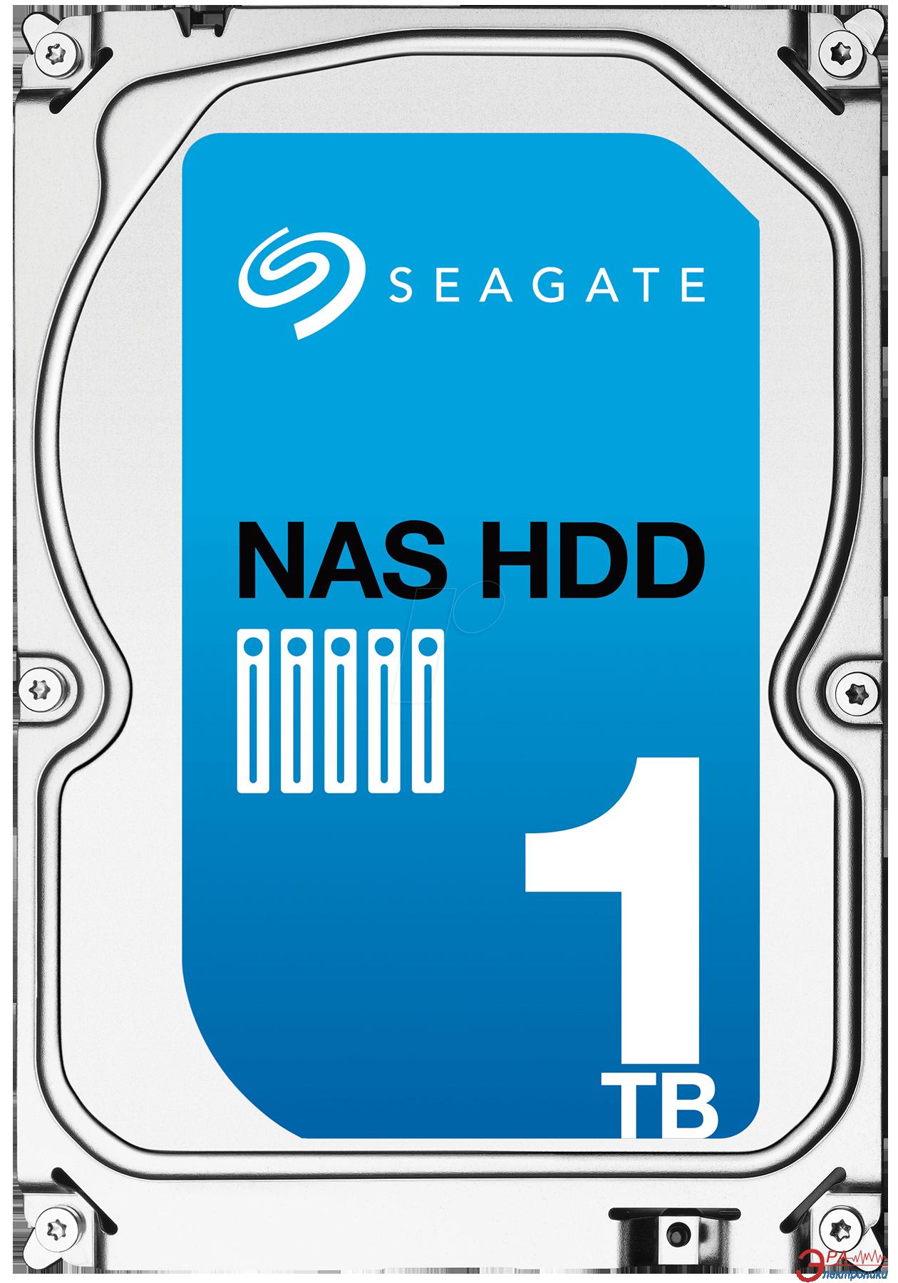 Жесткий диск 1TB Seagate NAS (ST1000VN000)