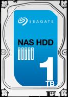 Винчестер для сервера HDD SATA III 1TB Seagate NAS (ST1000VN000)