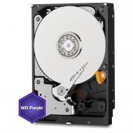 Винчестер для сервера HDD SATA III 8TB WD Purple (WD80PUZX)