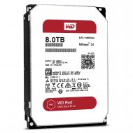 Винчестер для сервера HDD SATA III 8TB WD Red (WD80EFZX)