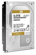 Винчестер для сервера HDD SATA III 6TB WD Gold (WD6002FRYZ)