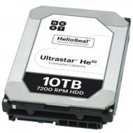Винчестер для сервера HDD SATA III 10TB HGST Ultrastar He10 (0F27454)