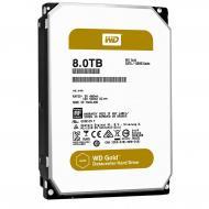 Винчестер для сервера HDD SATA III 8TB WD Gold (WD8002FRYZ)