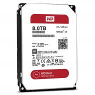 Жесткий диск 8TB WD Red Pro (WD8001FFWX)