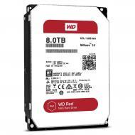 Винчестер для сервера HDD SATA III 8TB WD RED PRO (WD8001FFWX)