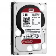 Винчестер для сервера HDD SATA III 2TB WD Red Pro (WD2002FFSX)