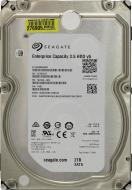 Винчестер для сервера HDD SATA III 2TB Seagate Enterprise Capacity (ST2000NM0055)