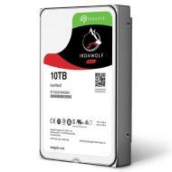 Винчестер для сервера HDD SATA III 10TB Seagate IronWolf (ST10000VN0004)