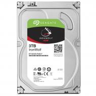 Винчестер для сервера HDD SATA III 3TB Seagate IronWolf (ST3000VN007)