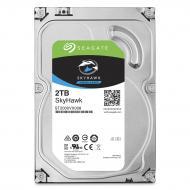 Винчестер для сервера HDD SATA III 2TB Seagate SkyHawk (ST2000VX008)