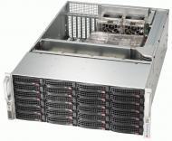 Серверный корпус SuperMicro SuperChassis 4U 920W (CSE-846BE16-R920B)