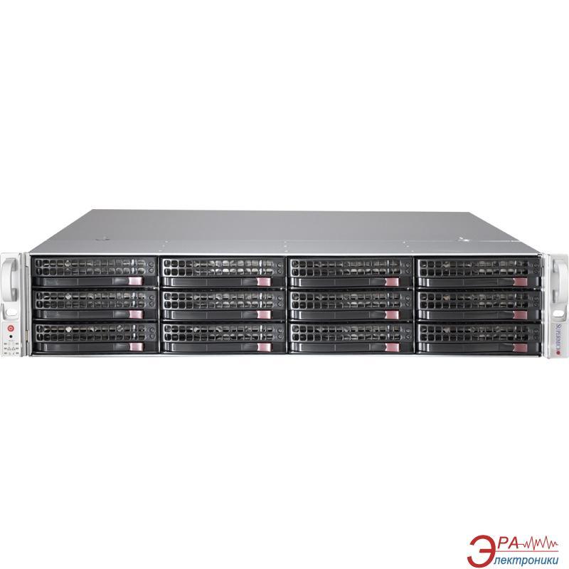 Серверный корпус SuperMicro 2U 920W (CSE-826BE1C-R920LPB)