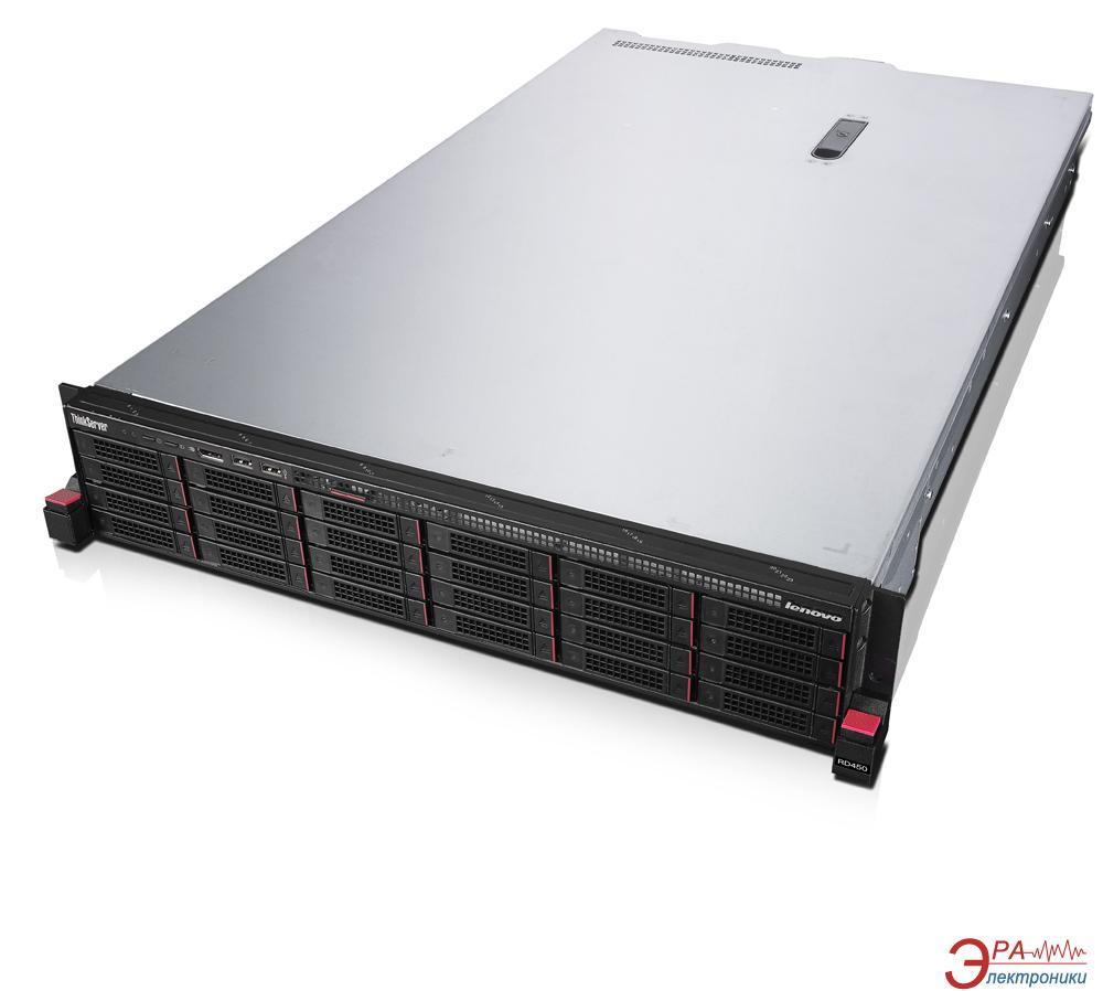 Сервер Lenovo ThinkServer RD450 6C (70DC000NEA)