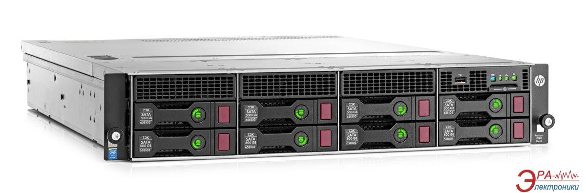 Сервер HP DL80 Gen9 E5-2603v3 (P8Y74A)