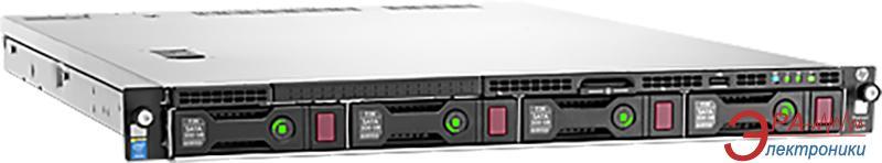 Сервер HP DL60 Gen9 E5-2603v3 (P8Y75A)