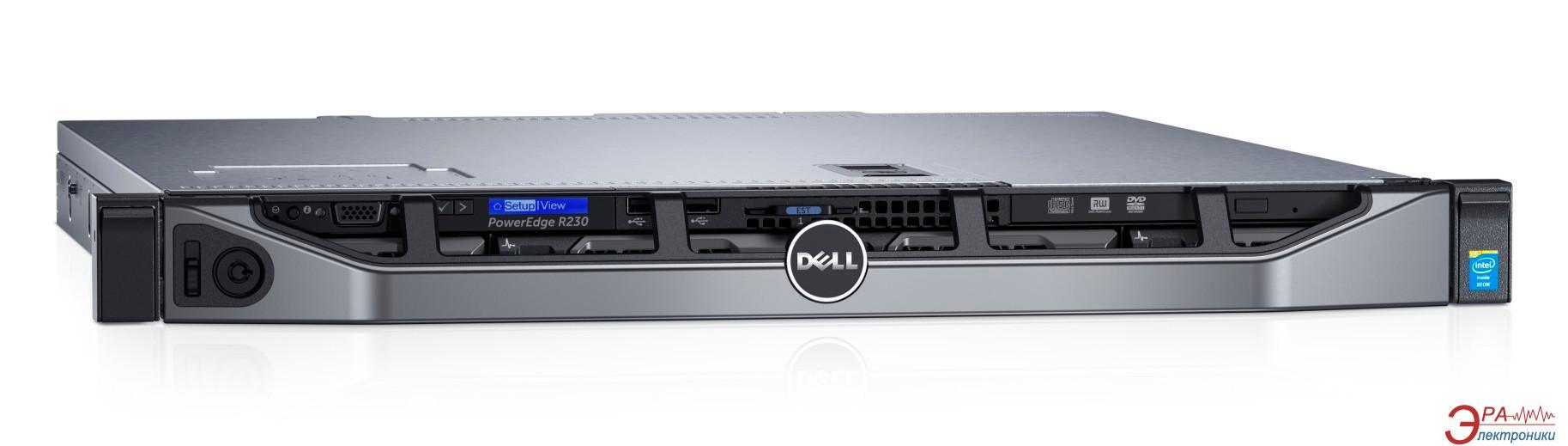 Сервер DELL R230 (210-AEXB-LFF)