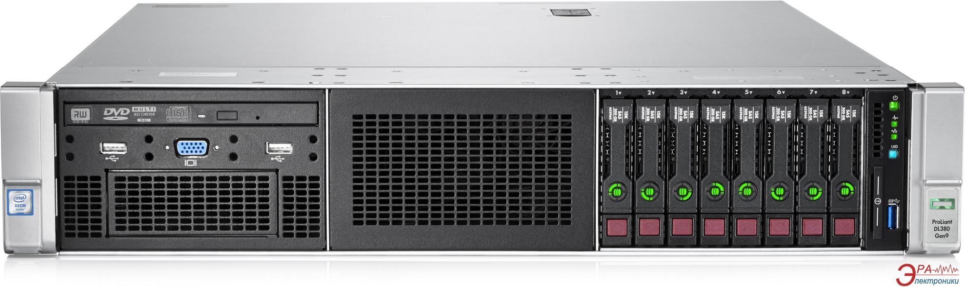 Сервер HP DL380 Gen9 (843557-425)