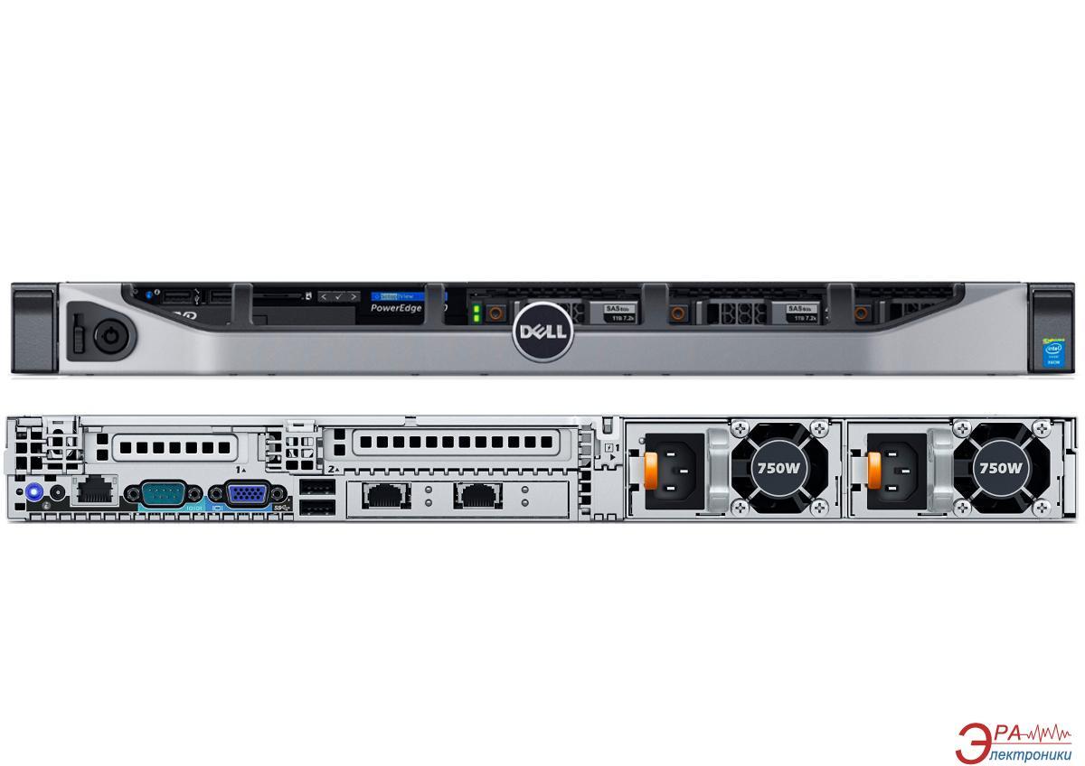 Сервер DELL PowerEdge R630 P6 (210-ACXS P6)