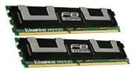DDR2 ECC FB-DIMM 240-���������� 2x4 Gb 667 MHz PC2-5300 Kingston ��� HP (KTH-XW667/8G)