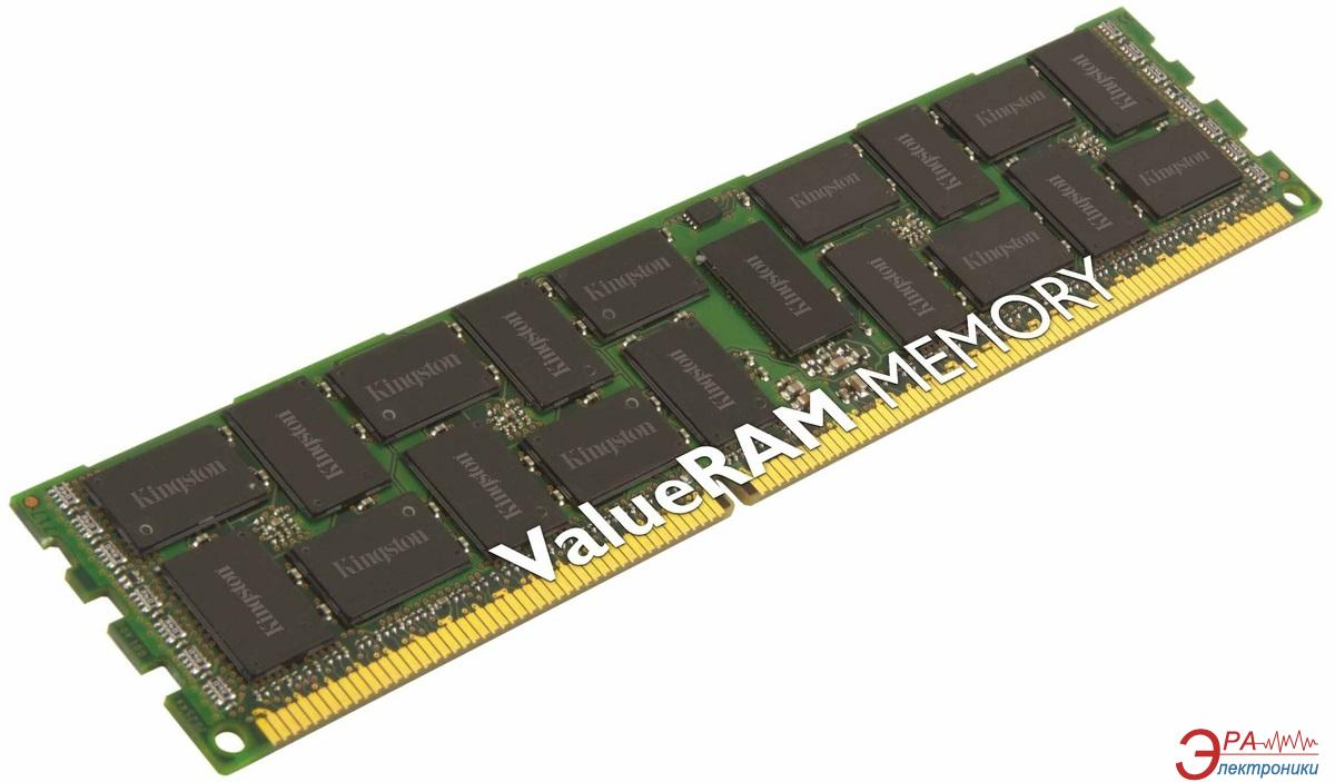 DDR3 ECC DIMM 240-контактный 16 Gb 1333 MHz Kingston w/TS (KVR13LR9Q4/16)