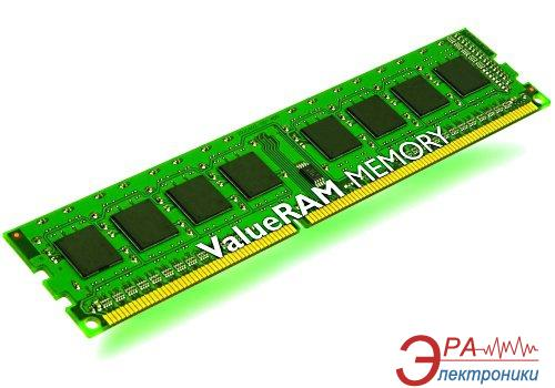 DDR3 ECC DIMM 240-контактный 4 Gb 1600 MHz Kingston (KVR16E11S8/4)