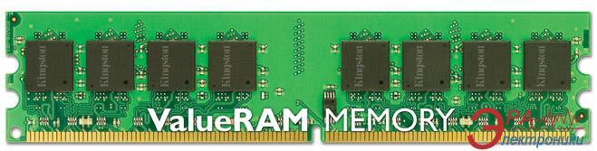 DDR2 ECC DIMM 240-контактный 4 Gb 667 MHz Kingston (KVR667D2D4P5/4G)