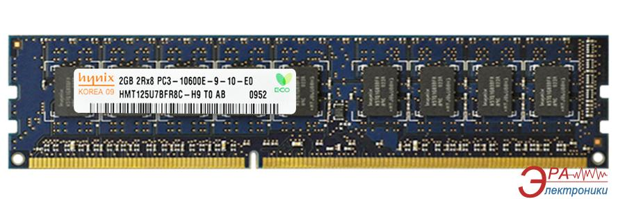 DDR3 ECC DIMM 240-контактный 2 Gb 1333 MHz Hynix (HMT125U7BFR8C-H9T0)