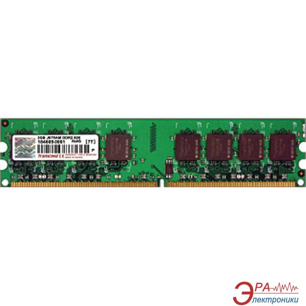 DDR2 ECC DIMM 240-контактный 2 Gb 800 MHz Transcend Dual Rank (TS256MLQ72V8U)