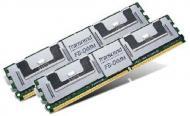 DDR2 ECC FB-DIMM 240-���������� 2x1 Gb 667 MHz PC2-5300 Transcend (TS2GDL2950)