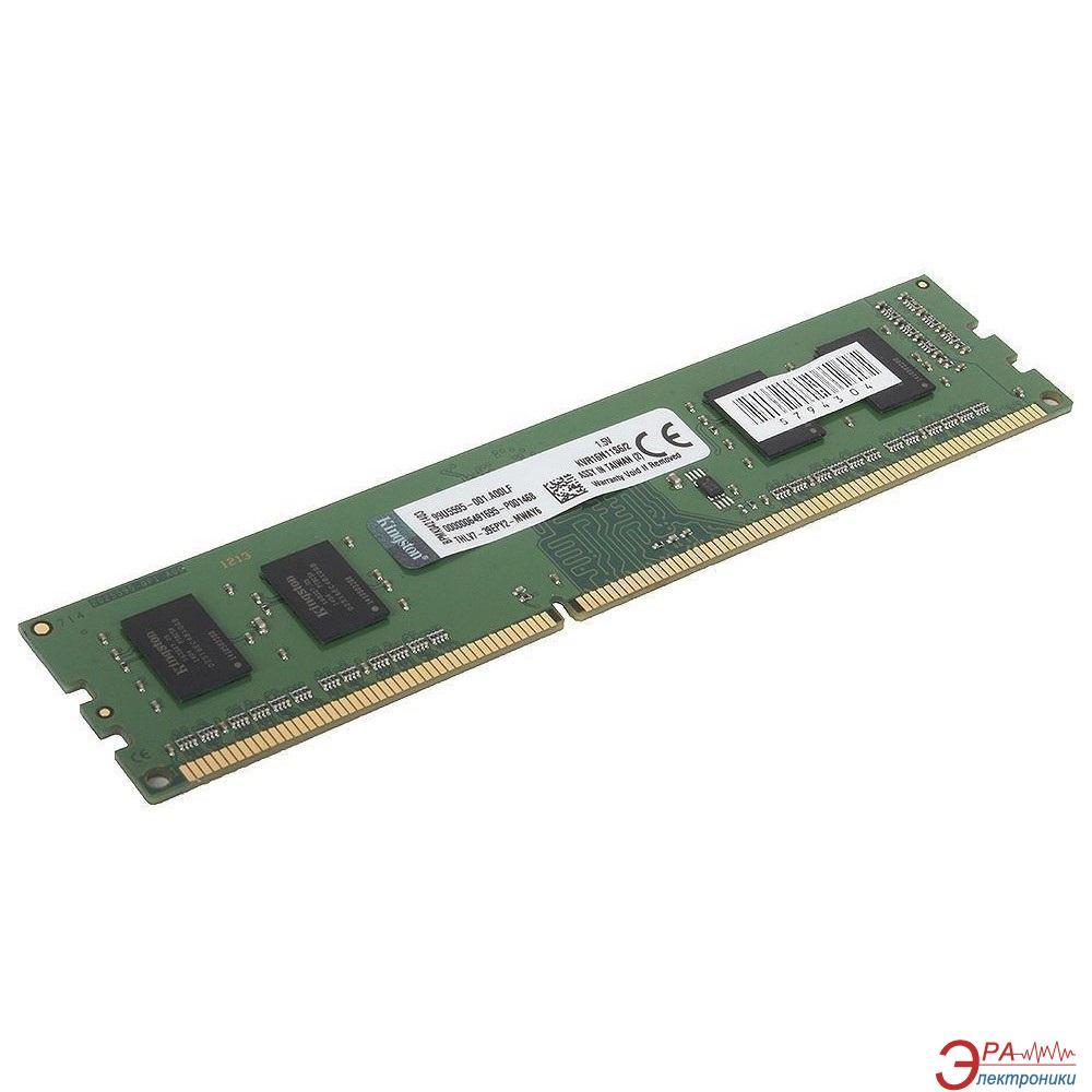 DDR3 ECC DIMM 240-контактный 8 Gb 1600 MHz Kingston (KVR16R11D8/8)