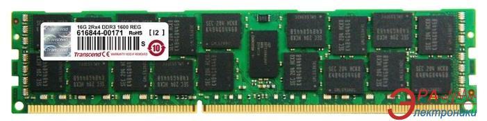 DDR3 ECC DIMM 240-контактный 16 Gb 1600 MHz Kingston (TS16GJMA334Z) для Mac Pro 2010