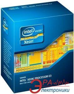 Серверный процессор Intel Xeon E3-1245 (BX80623E31245) Box