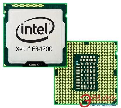 Серверный процессор Intel Xeon E3-1270V2 (CM8063701098301) Tray