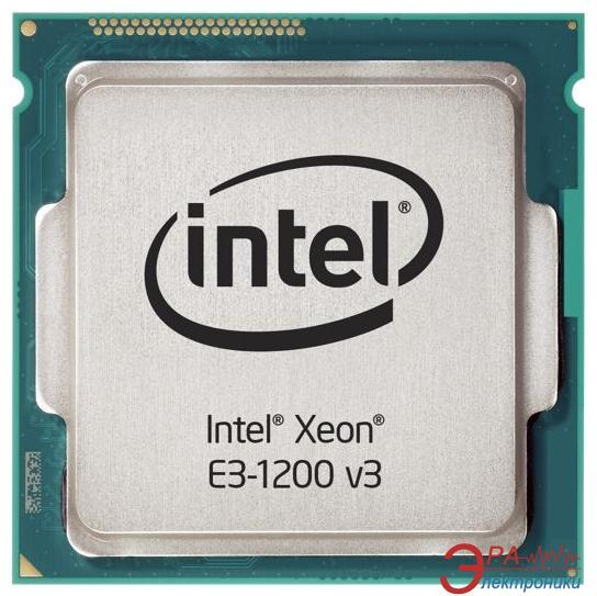 Серверный процессор Intel Xeon E3-1231V3 (BX80646E31231V3) Box